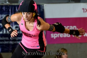 Bala-Reina - Action Shot - SilconValley Designs