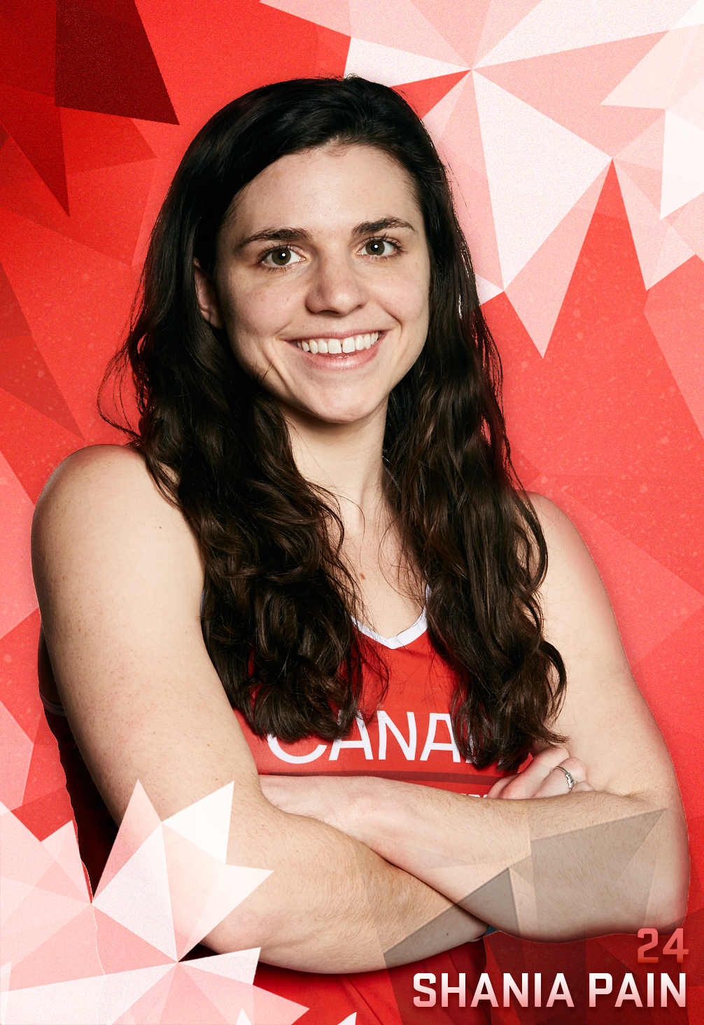 Athlete profile: Paige Parsons (Shania Pain) — Team Canada Roller Derby
